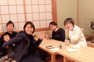 座敷_ご家族